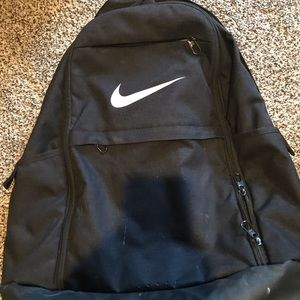 5/$25 🍍 Nike black backpack